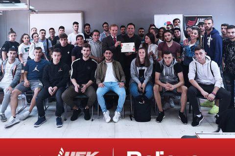 Η Life Ergo υποδέχθηκε τους σπουδαστές του ΙΕΚ ΑΛΦΑ