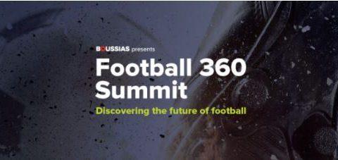 Το Εργομετρικό μας κέντρο Χορηγός στο διεθνές σενάριο Football 360 Summit 13-15/05/2021